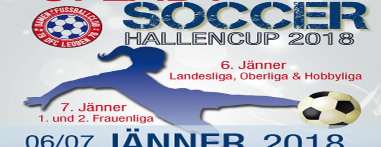 8. Lady-Soccer Hallencup 2018