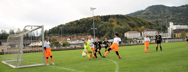 Heimspiel DFC Leoben U14 gegen Brunn am Gebirge!